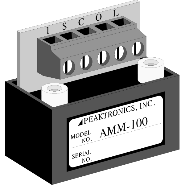 Digital High Resolution Solenoid Valve Controllers | Peaktronics - amm100