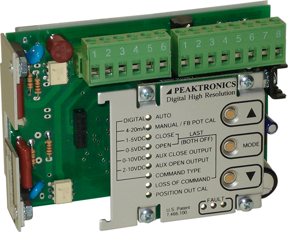 Digital High Resolution Controllers from Peaktronics: USA Made - dhc-100-clipped