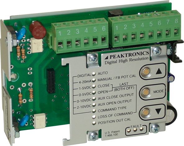 Digital High Resolution Solenoid Valve Controllers | Peaktronics - dhc-200-clipped