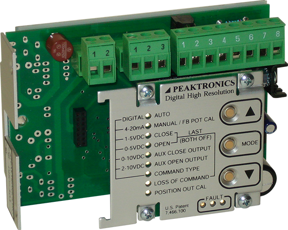 Digital High Resolution Controllers from Peaktronics: USA Made - dhc-300-clipped